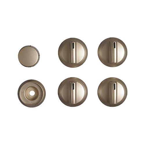 Bosch 00754387 Range Knob Set Genuine Original Equipment Manufacturer (OEM) Part