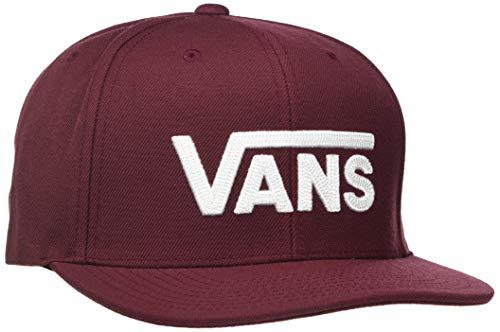 Vans Drop V II Snapback Tapa, Port Royale, Talla única Unisex Adulto