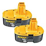 DEWALT 18V Battery, XRP, Combo Pack (DC9096-2)