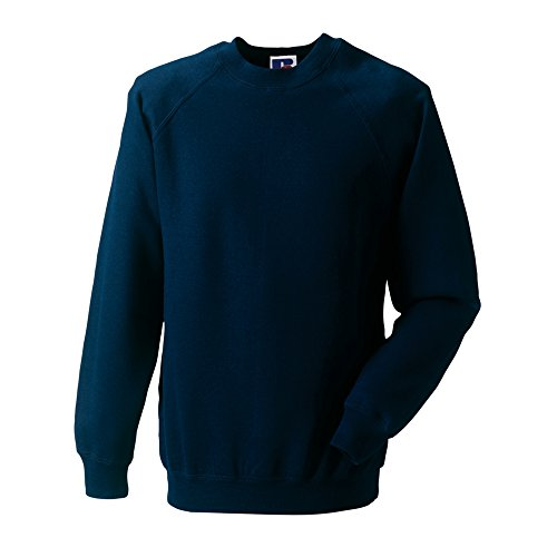 Russell Jerzees Colours Classic Sweatshirt L French Navy