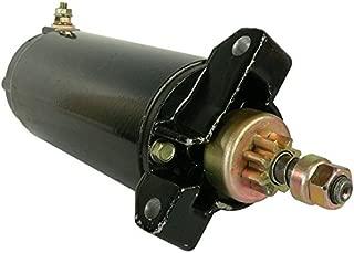 DB Electrical SAB0022 New Starter For Mercury Outboard 100 115 200 225 250 300 Hp, 200Cxl 200L 200Xl 2.5L 225Cxl 225Cxxl 3.0L, 250Cxl 250Cxxl 250Xl 250Xxl 50-818445 50-818445-2 50-818445-3 50-818445-5