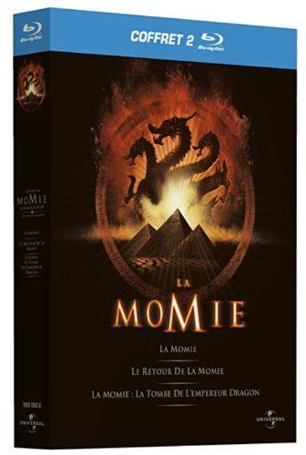 La Momie: La trilogie - 3 Blu-Ray