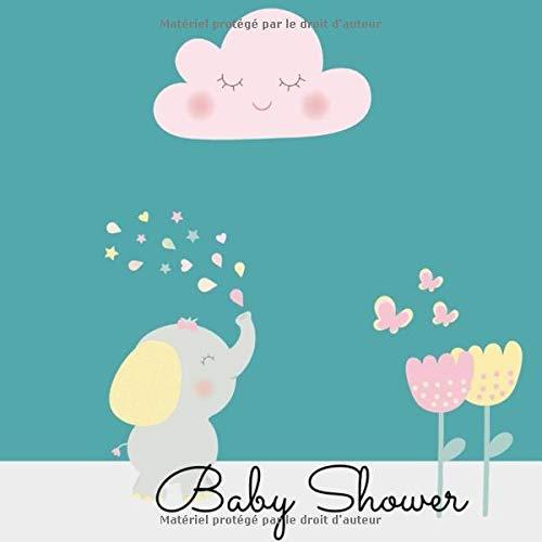 Baby Shower Livre D Or Pour Le Shower De Bebe I Le Premier Anniversaire I Livre D Or Pour L Anniversaire D Un Enfant I Livre Cadeau I Livre I