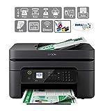 Epson WorkForce WF-2830DWF Print/Scan/Copy/Fax Wi-Fi Printer with ADF