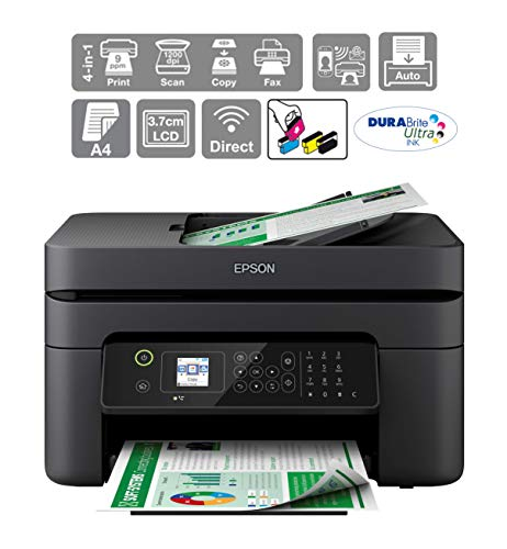 Epson WorkForce WF-2830DWF Print...