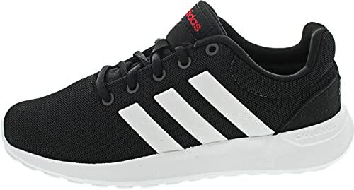 adidas Lite Racer CLN 2.0 K, Zapatillas de Running, NEGBÁS/FTWBLA/Escarl, 36 EU