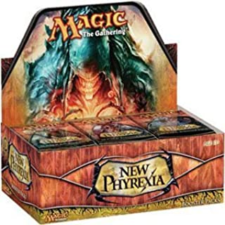 Magic The Gathering New Phyrexia Booster Box 36 Packs by Magic: the Gathering