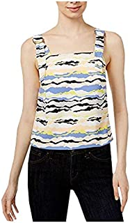 Kensie Square Neck Tank Top For Women