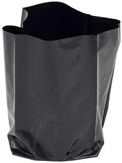 Dharti Enterprise Plastic UV Protected Grow Bag, Black, 12 x 12 inch