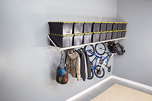 DIY RhinoMini Universal Shelf Kits for Garages & Other Applications (12' Length; 20' Width)