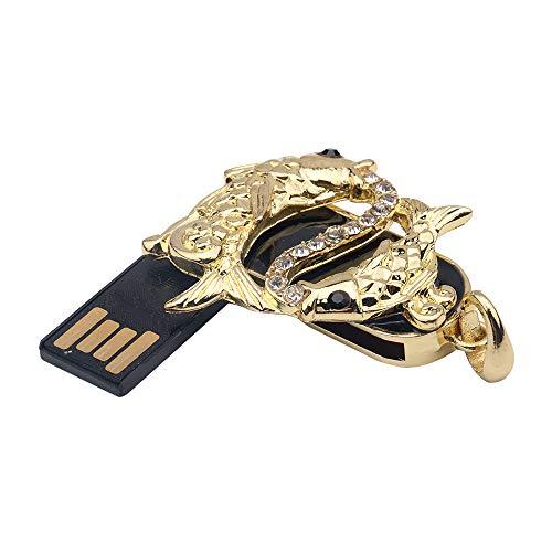 EUCoo 512MB-64GB Chiavetta USB 2.0 Digital U Disk Dodici costellazioni Disco di archiviazione Pesci unità Flash velocità di Lettura Fino a 18 MB/s Dispositivo Flash USB Creativo