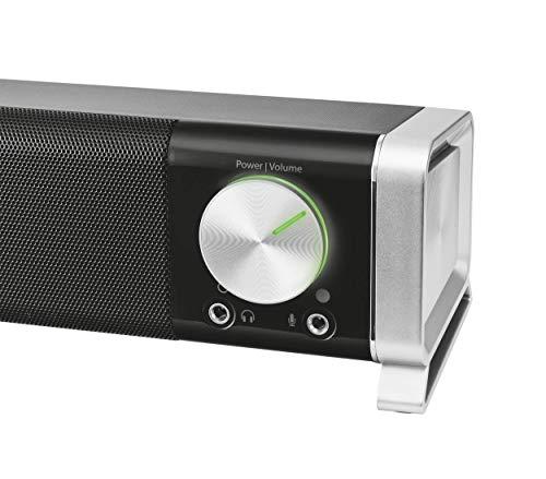 Trust Asto Soundbar Lautsprecher (für PC und TV-Gerät)