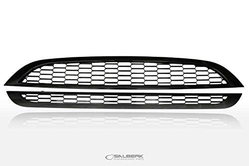 salberk performance GRMBL Frontgrill schwarz glänzend