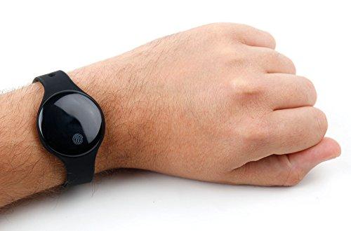 Reloj inteligente Bluetooth podómetro/calorías/distancia para ...