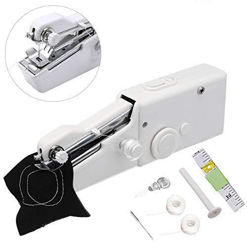 2. Mini Handheld Sewing Machine MSDADA Electric Stitch Household Tool