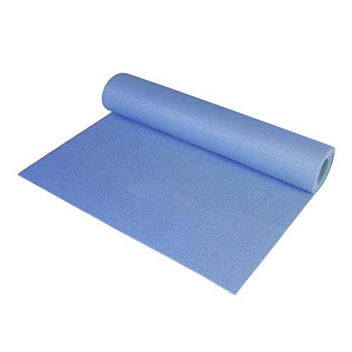 CAP Barbell HHY-CF004B Fitness Yoga Mat, Blue from Cap Barbell, Inc.