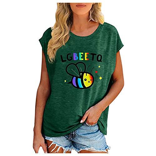 Blue Color Shirt Pink Short Sleeve Sweatshirt Tie Dye Vneck Floral Striped Shirt Women Dress Up Clothes for Women Tops Hippie Soul T Shirt Women Tops and Blouses Cotton