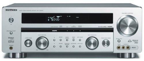 Kenwood KRF-V 9300 D-S 7.1 AV-receiver (HDMI) zilver