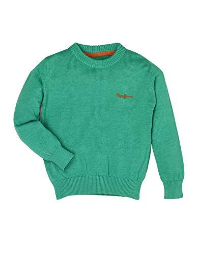 Pepe Jeans Boys' Sweater (PB700945_Green_10)