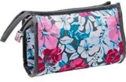 Roxy Floral Cosmetic Bag