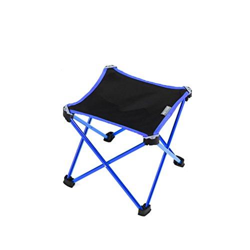 HHCS Chaise pliante portable chaise pliante en plein air Tabouret pliant Tabouret de pêche en plein air Mazar chaise chaise d'écriture (24 * 24 * 28cm) Chaises et tabourets ( Couleur : C )
