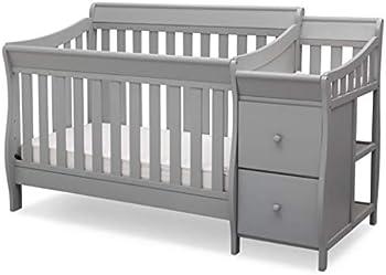 Delta Children Bentley S Convertible Crib and Changer