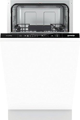 GORENJE vollständig integriertes gv541109places A + + Spülmaschine–Geschirrspülmaschinen (komplett integriert, 9Sitzer, 47dB, A, Wirtschaft, intensive, schnell, 65°C)