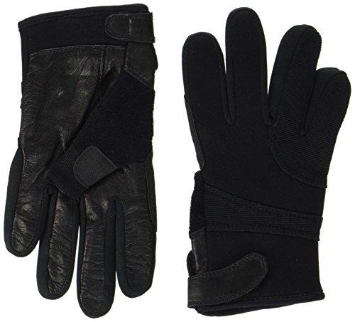 Mil-Tec Fingerhandschuhe Neopren/Aramid schwarz Gr.L