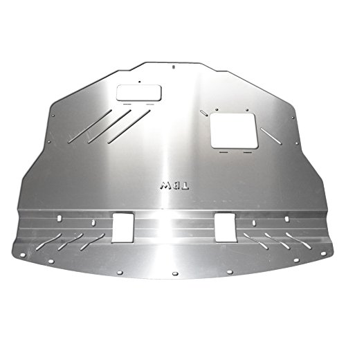 TBW Aluminum Under Tray Skid Plate for 2011-2014 Subaru WRX & STI