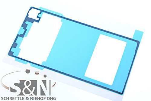 NG-Mobile Back Cover Akkudeckel Montage Kleber Klebepad Klebeband Klebestreifen für Sony Xperia Z1 C6903