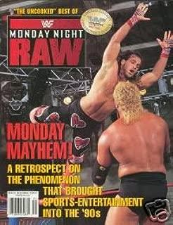 THE UNCOOKED BEST OF MONDAY NIGHT RAW----1996 MAGAZINE