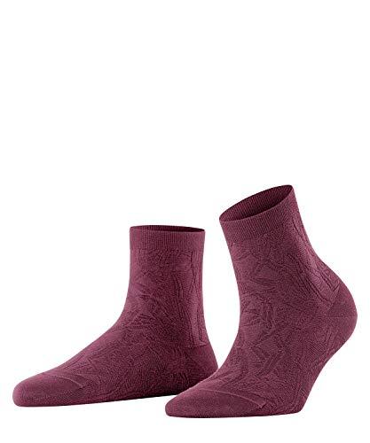 FALKE Damen Fresh Herbs W SSO Socken, Lila (Plum Pie 8407), 37-38 (UK 4-5 Ι US 6.5-7.5)
