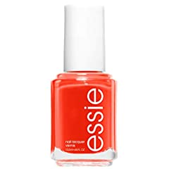 high, glossy shine finish nail polish ; provides flawless coverage along with outstanding durability; brush fits every nail size for streak-free application essie nail enamels come in an extensive palette of shades from iconic classics like ballet sl...
