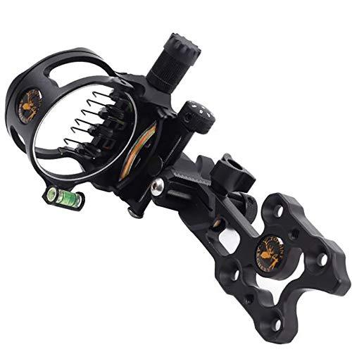 Ace Hunter 5 Pin 7 Pin Archery Compound Bow Sight