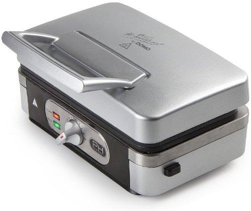 Original 3in1 Grill und Toaster: Waffeleisen, Sandwichmaker, Panini Kontaktgrill in Einem - Neu und OVP!
