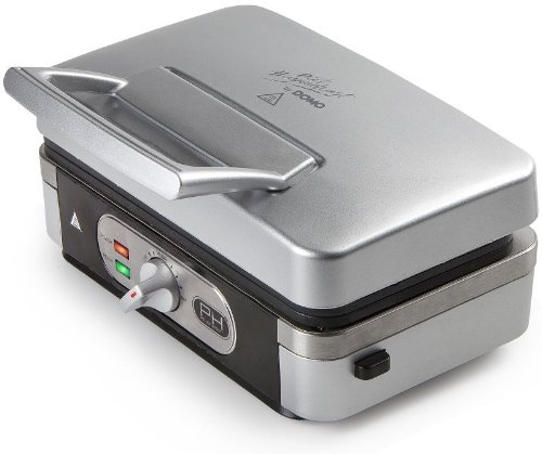Hoogwaardig combi-apparaat - 3in1 = wafelijzer + sandwichmaker + contactgrill in één - eenvoudige bediening en reiniging - NIEUW & OVP