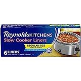 Reynolds Kitchens Slow Cooker Liners, Regular, 6 Count...