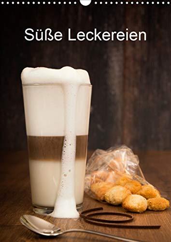 Süße Leckereien (Wandkalender 2021 DIN A3 hoch)