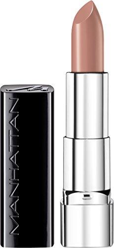 Manhattan Moisture Renew Lipstick, cremiger Lippenstift, feuchtigkeitsspendend, intensa, langanhaltend, 1er Pack (1 x 4 g)