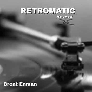 Retromatic, Vol. 2 (White)
