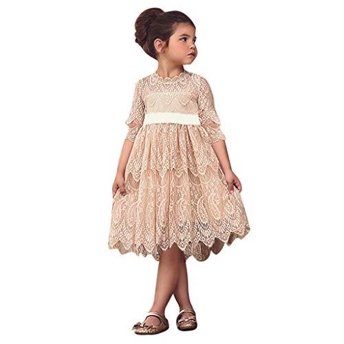 FRAUIT jurk meisjes kant prinses jurken schert tulle party Pageant eerste communie jurk