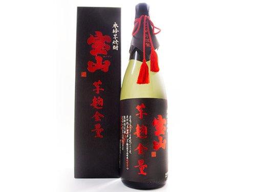 宝山 綾紫芋麹全量(28゜) 1800ml