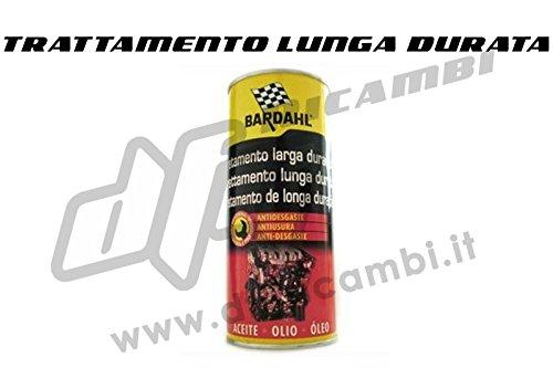 Bardahl, Aditivo para aceite de motor, tratamiento de larga duración, 400 ml