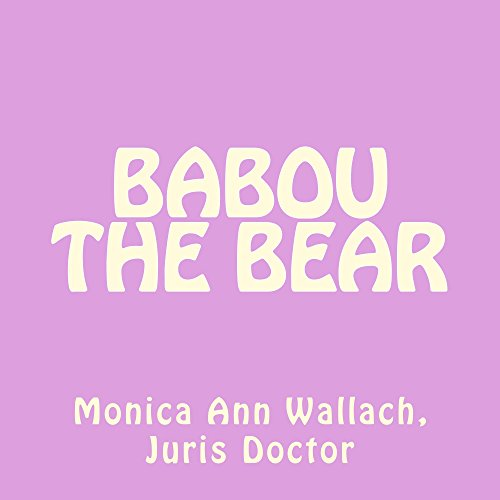 Babou the Bear (English Edition)