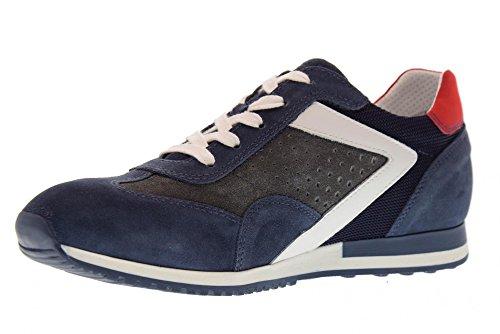 Nero Giardini Scarpe Uomo Sneakers Basse P800241U/207 Taglia 44 Blu