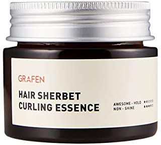 GRAFEN Hair Sherbet Curling Essence, 1.69 fl oz / 50ml