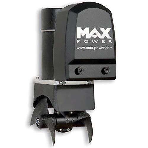 MaxPower CT45 - Motor eléctrico para barcos de 6-11 m (12 V,...