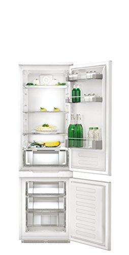 Scholtes RCB 31 AA E Incasso 255L A+ Acciaio inossidabile, Bianco frigorifero con congelatore