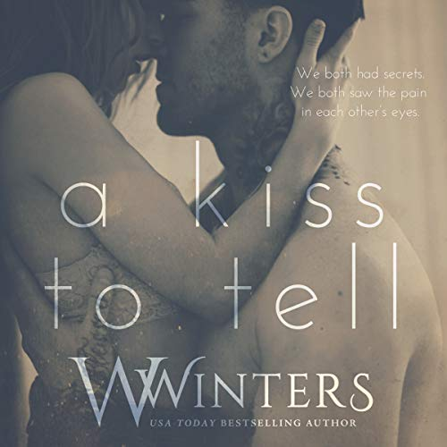 A Kiss to Tell audiobook cover art