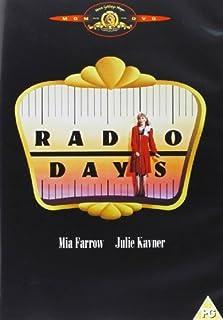 Radio Days [Region2] by Mia Farrow